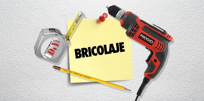 DIY Bricolage Banner - Spanish