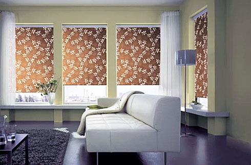 Blackout Cellular And Motorized Roller Shades Online