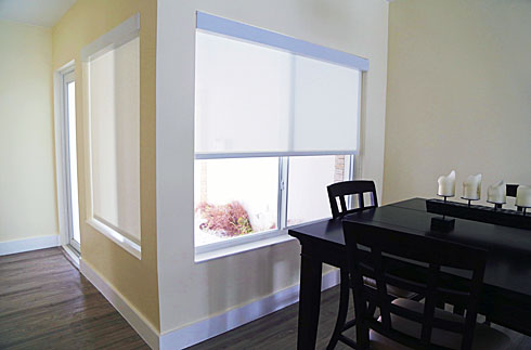 Window Shades - Solar Shades - The Basics: Indoor Use