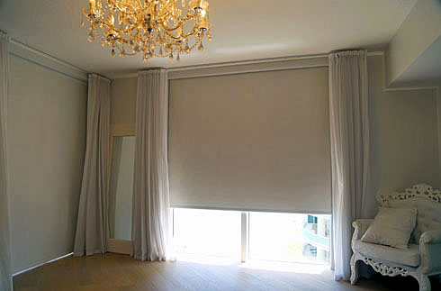 Roller Shades - Blackouts - Blackout Solids