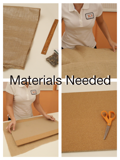 materials needed collage